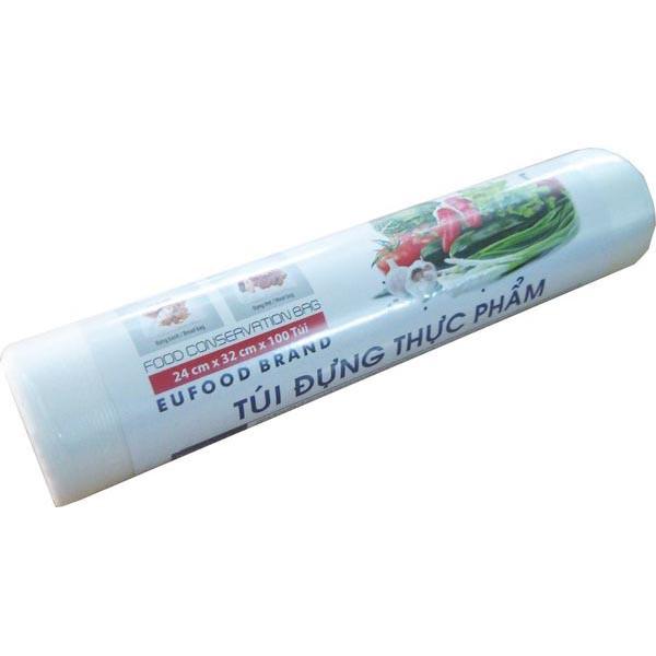 Túi đựng thực phẩm THSH - 24 x 32cm*100 Cái/Cuộn
