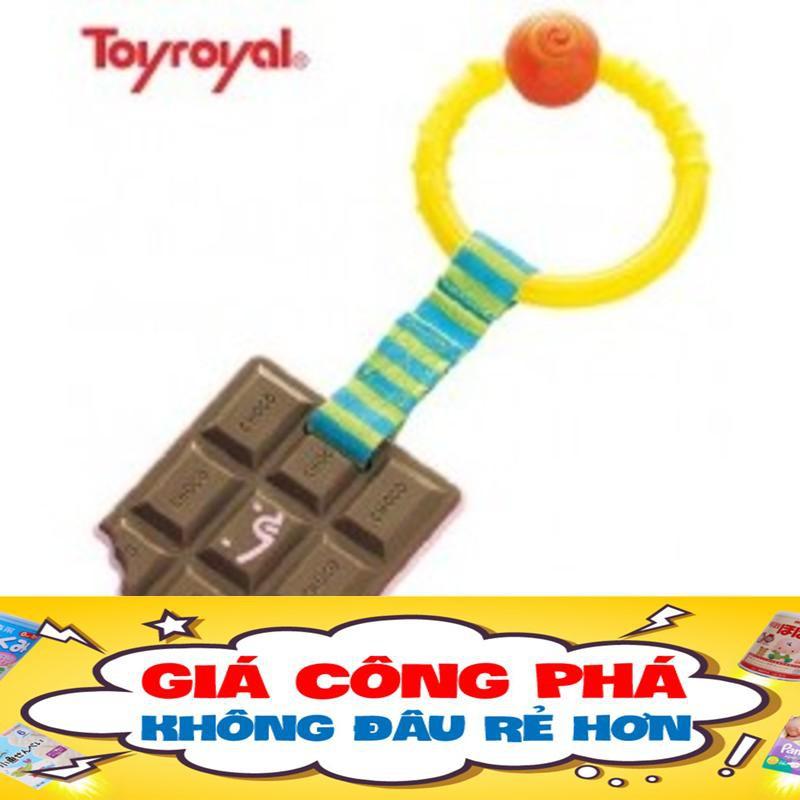 [ẢNH THẬT] Cắn răng thỏi kẹo chocco toyroyal