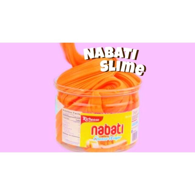 Slime Nabati Hương Pho Mai
