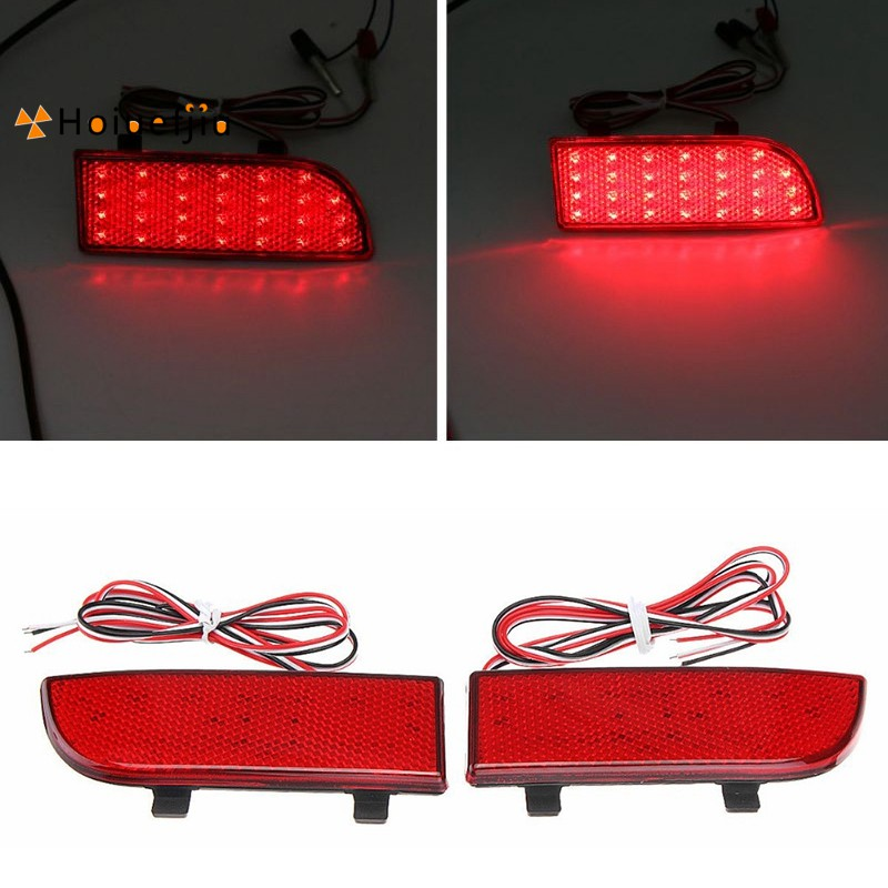 Car Rear Bumper LED Tail Brake Light Reflector for Mercedes-Benz Sprinter W906 2006 -2016 Vito Viano W639 2003-2014