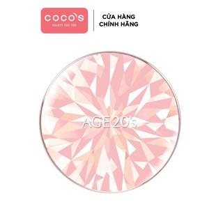 Phấn Nền Kim Cương Age20 s Essence Cover Pact Diamond Pink SPF 50+PA +++ 12.5g thumbnail