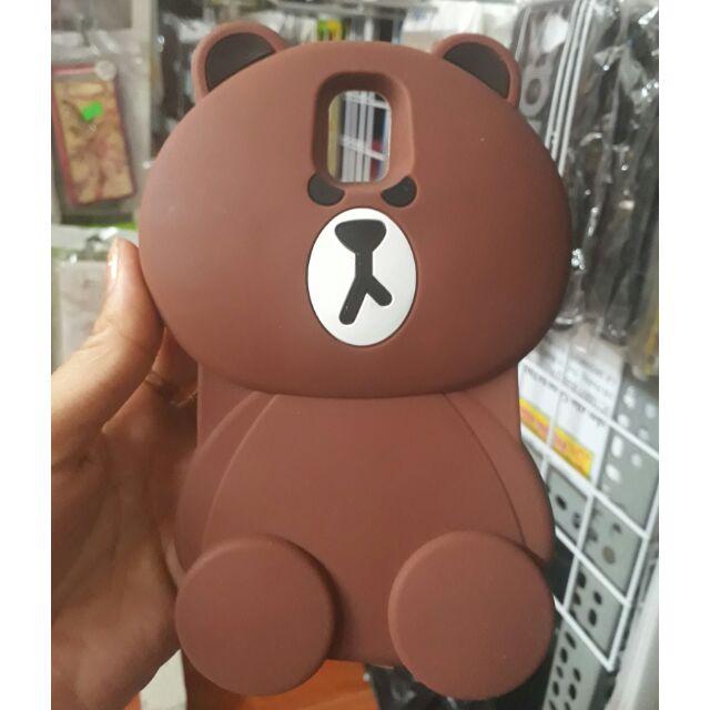 Ốp lưng Galaxy Note3/ N7200/ N9000/N9002/N9005 gấu mập 3D