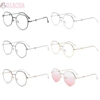 DIACHA Fashion Computer Goggles Vision Care Eyeglasses Glasses Ultralight Anti-UV Blue Rays Unisex Radiation Protection Flat Mirror Eyewear