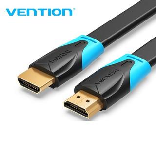 [Mã ELFLASH5 giảm 20K đơn 50K] Dây cáp HDMI dẹt Vention chuẩn 1.4 hỗ trợ 3D, 2K,4k@30Hz