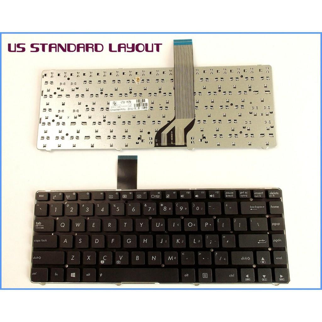 (GIÁ HỦY DIỆT)  Bàn phím laptop Asus K45 - SIÊU BỀN