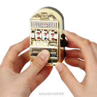 Decompression Desktop Entertaining Fashion Handheld Mini Playing Slot Machine