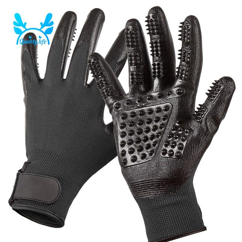 Găng tay cao su mát xa tiện dụng chất lượng cao