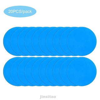 20pcs Swimming Pool Accessories Self Adhesive For Inflatable Boat Air Matteress PVC Repair Patch