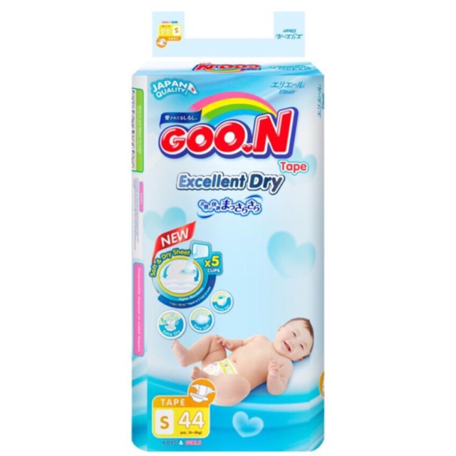 Tã quần Goon Renew Slim XXXL15 - 15 miếng (dành cho trẻ từ 18-30kg)