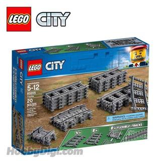 Lego City – Đường ray – 60205