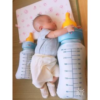 CHÍNH HÃNG Gối ôm 3D bình sữa, Chai Bia Ken, Tiger 60cm chất lượng cao