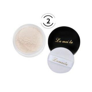 ( HÀNG CHÍNH HÃNG) Phấn phủ dạng bột kiềm dầu Lameila PPL23 thumbnail
