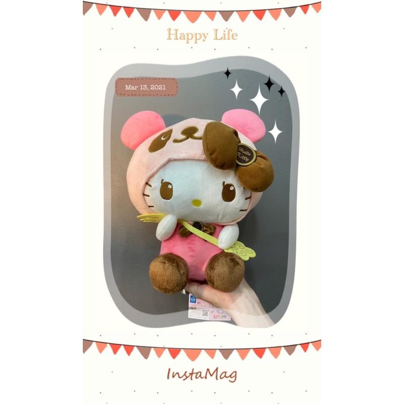 Gâu bông Hello Kitty chính hãng Nhật Sanrio