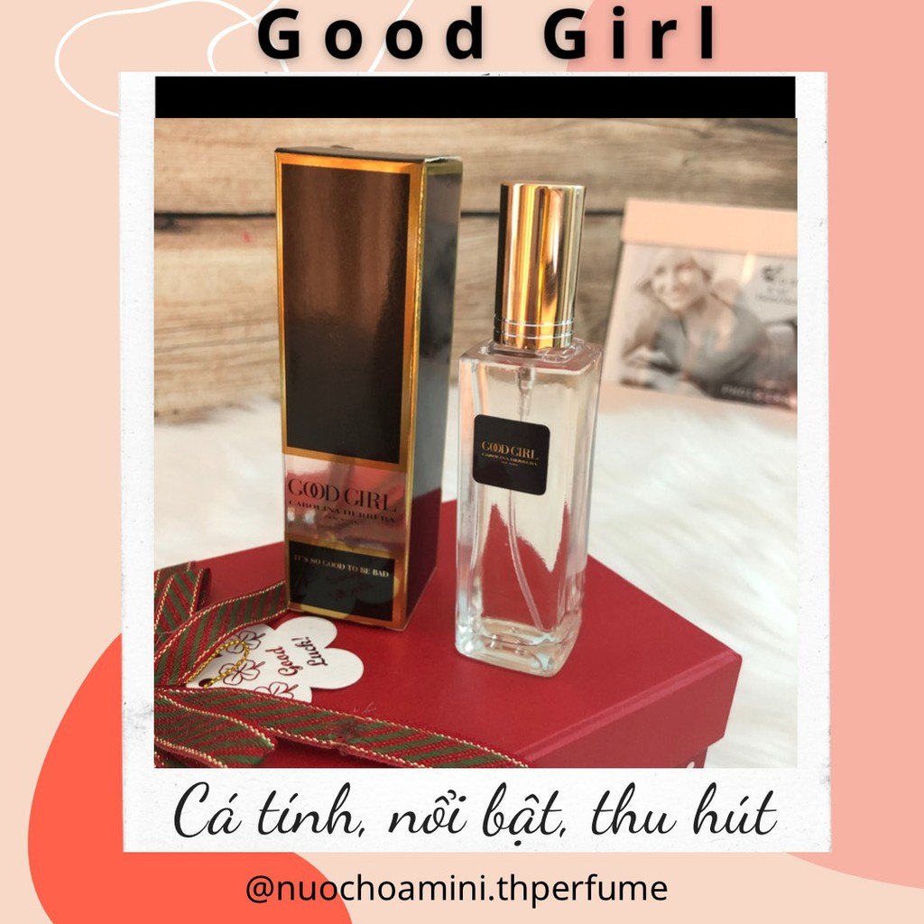 Nước Hoa Mini Nữ Good Girl 20ml