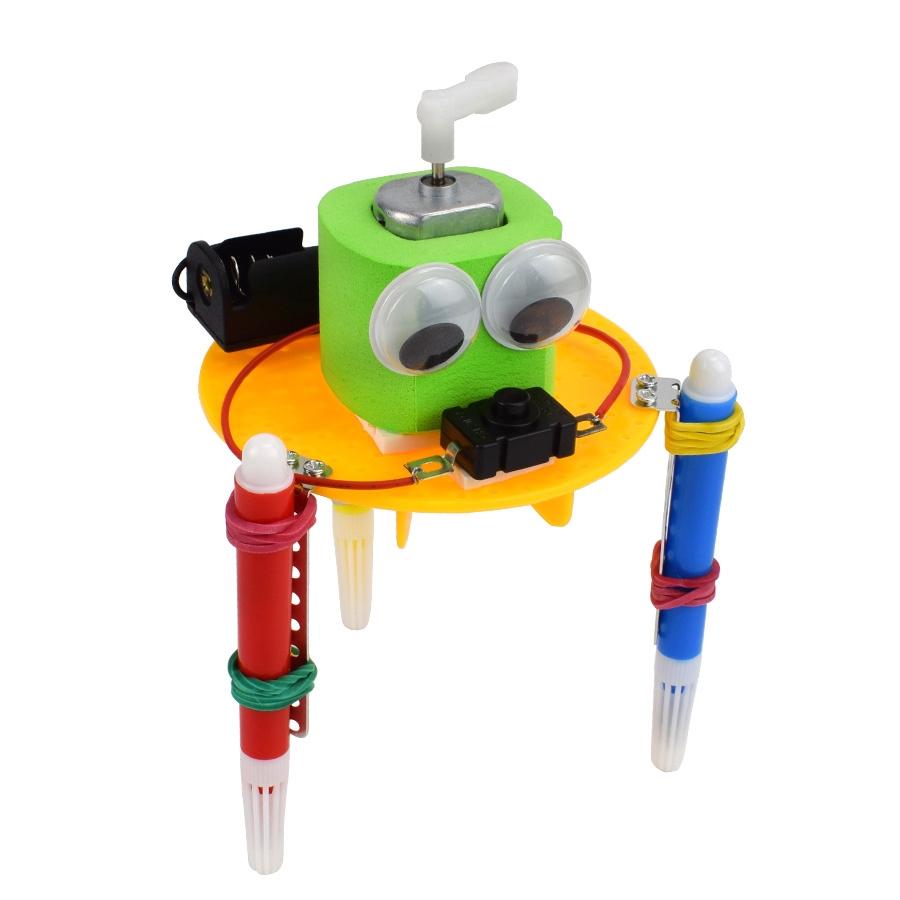 Mô Hình Robot Đồ Chơi Khoa Học Cho Bé