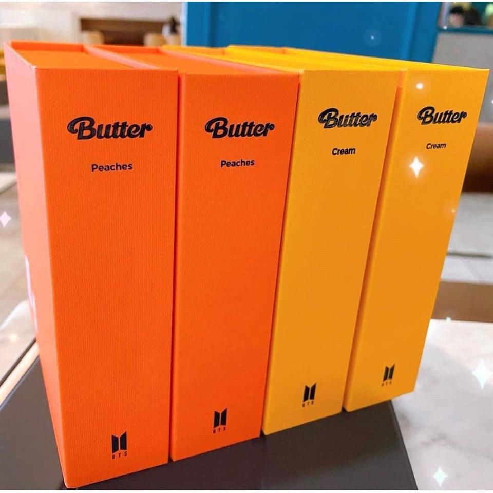 Album BTS Butter chính hãng