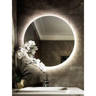 Gương LED Tròn giá tốt tại xưởng – LED hắt đẹp, đường kính 50cm, mã T502
