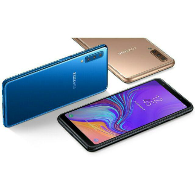 Điện Thoại Samsung A7 2018 XÁCH TAY GIÁ YÊU THƯƠNG tặng kèm ốp lưng