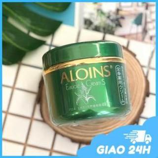 [Hàng Nhật Auth] Kem Xanh Lô hội Aloins Eaude Cream Dưỡng Da Toàn Thân Hàng Nhật Nội Địa thumbnail
