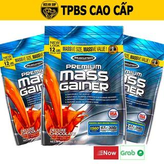 Premium Mass Gainer MuscleTech Tăng Cân Nhanh Khôi Lượng 5.44kg
