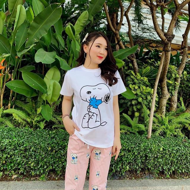 Set Bộ Dứa - Snoopy