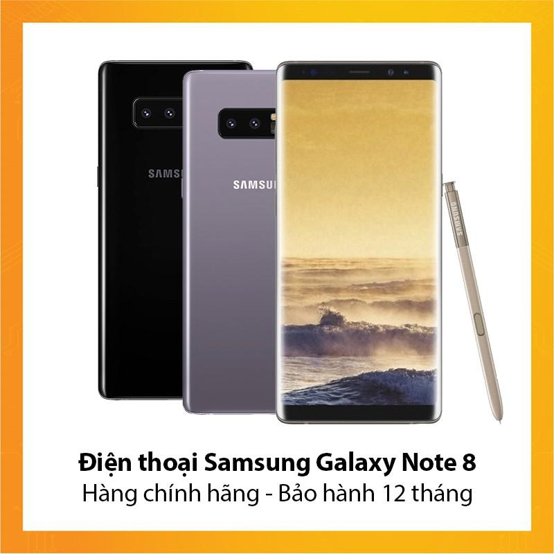 Điện thoại Samsung Galaxy Note 8 - Hàng chính hãng - Bảo hành 12 tháng - 10077105 , 719391416 , 322_719391416 , 22490000 , Dien-thoai-Samsung-Galaxy-Note-8-Hang-chinh-hang-Bao-hanh-12-thang-322_719391416 , shopee.vn , Điện thoại Samsung Galaxy Note 8 - Hàng chính hãng - Bảo hành 12 tháng