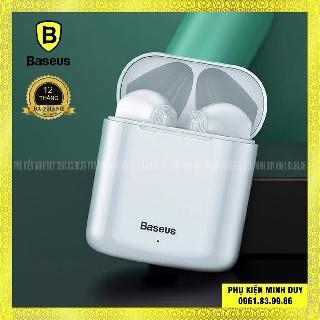Tai nghe không dây cảm ứng Baseus Encok W09 True Wireless Earphones ( TWS, Intelligent Touch Control, Stereo Bass...)