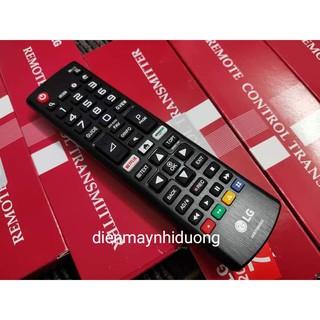[Mã ELFLASH5 giảm 20K đơn 50K] Điều khiển cơ tivi Smart LG AKB75095303 chính hãng