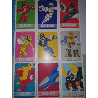 Thẻ siêu nhân Gao – Gaoranger Card