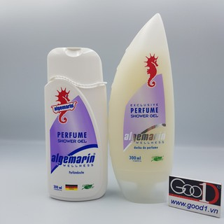 Sữa Tắm Trắng Cá Ngựa Algemarin Perfume 300ml thumbnail