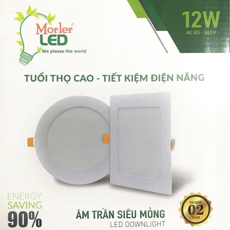 Bóng đèn LED âm trần siêu mỏng 12W Morler ánh sáng vàng - 3431868 , 595454026 , 322_595454026 , 110000 , Bong-den-LED-am-tran-sieu-mong-12W-Morler-anh-sang-vang-322_595454026 , shopee.vn , Bóng đèn LED âm trần siêu mỏng 12W Morler ánh sáng vàng
