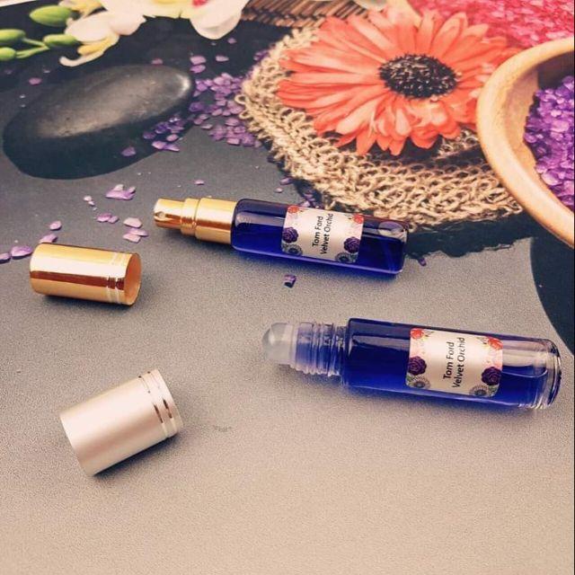 Tinh dầu nước hoa mùi VELVET ORCHID