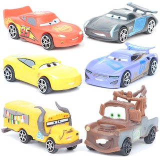 Set 6 xe đồ chơi cho bé