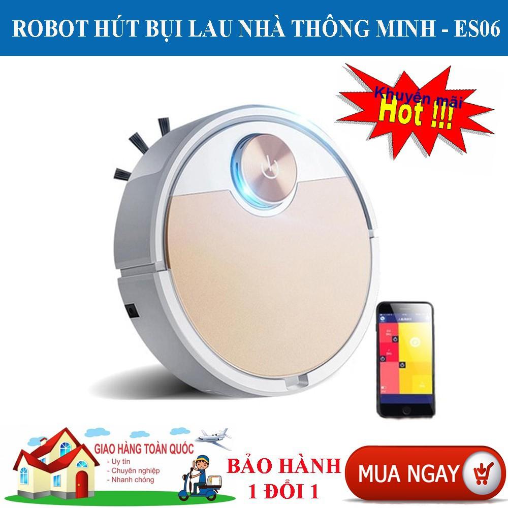 ⊕✗Giá Hot Robot Hút Bụi, Robot Hut Bui Thong Minh- Công Suất Lớn, Điều  Khiển Qua Ap. Bảo Hành 1 Đổi 1. Mua Ngay!ES06 - Khác