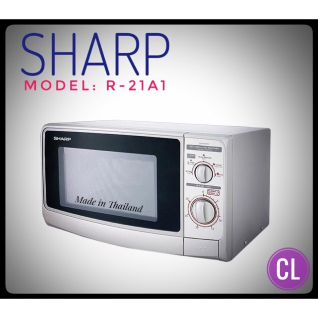 Lò vi sóng Sharp 21A1- hàng chính hãng