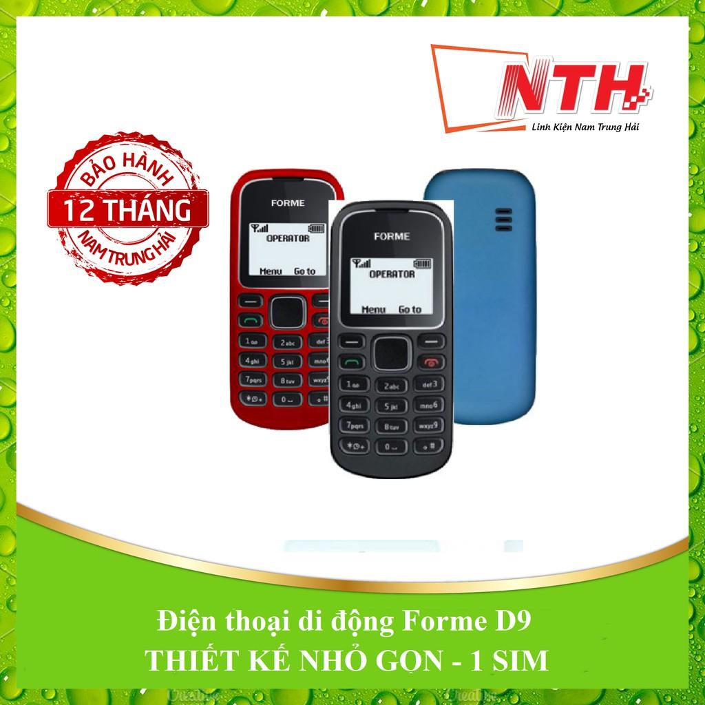 [NAM TRUNG HẢI] Điện thoại di động Forme D9