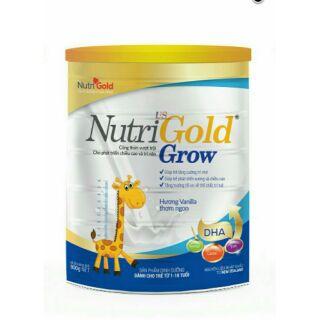 Sữa bột Nutri Gold Grow 900 gram thumbnail