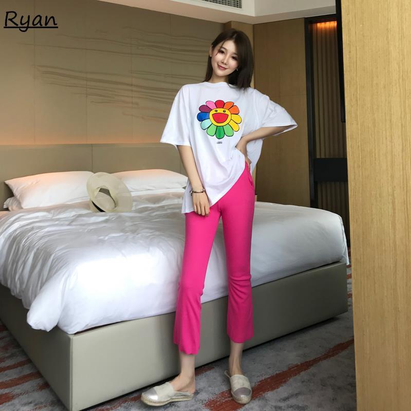 Áo thun ngắn tay in họa tiết hoa phong cách Hàn Quốc xinh xắn dành cho nữ - 21730286 , 2734147547 , 322_2734147547 , 587400 , Ao-thun-ngan-tay-in-hoa-tiet-hoa-phong-cach-Han-Quoc-xinh-xan-danh-cho-nu-322_2734147547 , shopee.vn , Áo thun ngắn tay in họa tiết hoa phong cách Hàn Quốc xinh xắn dành cho nữ