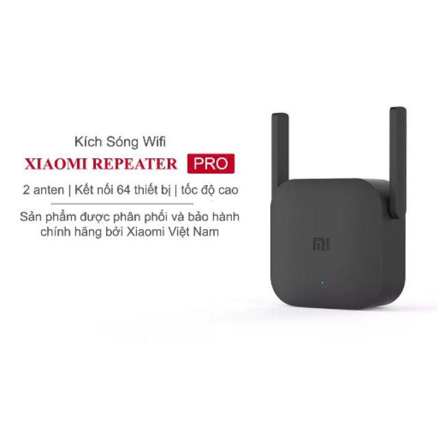 Bảng giá [Lấy mã giảm thêm 10%] Kích Sóng Wifi Xiaomi Repeater Pro 2 Râu - Bh 1 Năm - Hàng Chính Hãng Phong Vũ