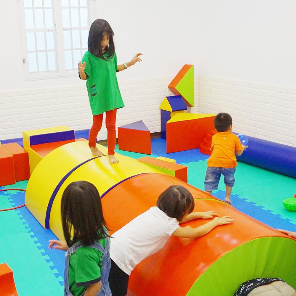 Hồ Chí Minh - Voucher Combo siêu tiết kiệm 5 vé vào khu vui chơi giáo dục Nhà Cây (vé chơi không giới hạn thời gian)