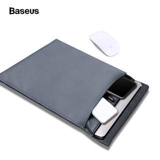 Bao Da Baseus Chất Liệu PU Bảo Vệ Laptop Macbook Air Pro 13 14 15 16 Inch thumbnail