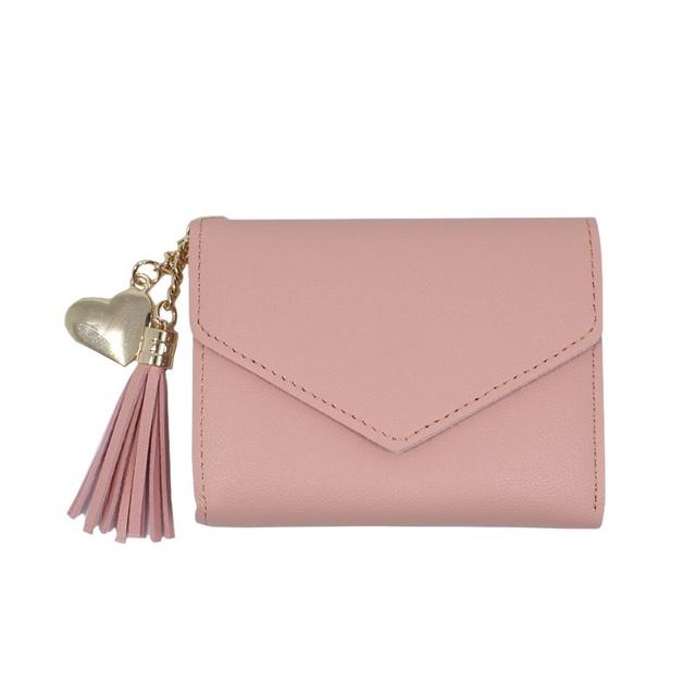 Ví nữ mini cao cấp ngắn cute nhỏ gọn bỏ túi thời trang giá rẻ VD70
