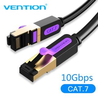 Dây cáp mạng VENTION LAN 10Gbps RJ45 SSTP CAT7 tốc độ cao thumbnail