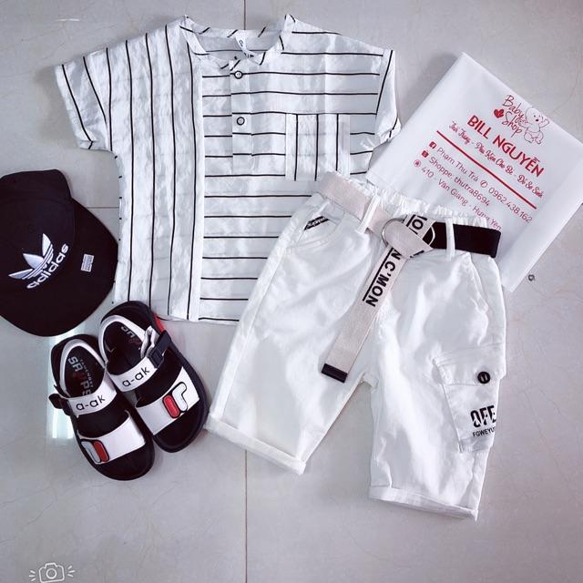 Sét trang phục bé trai
