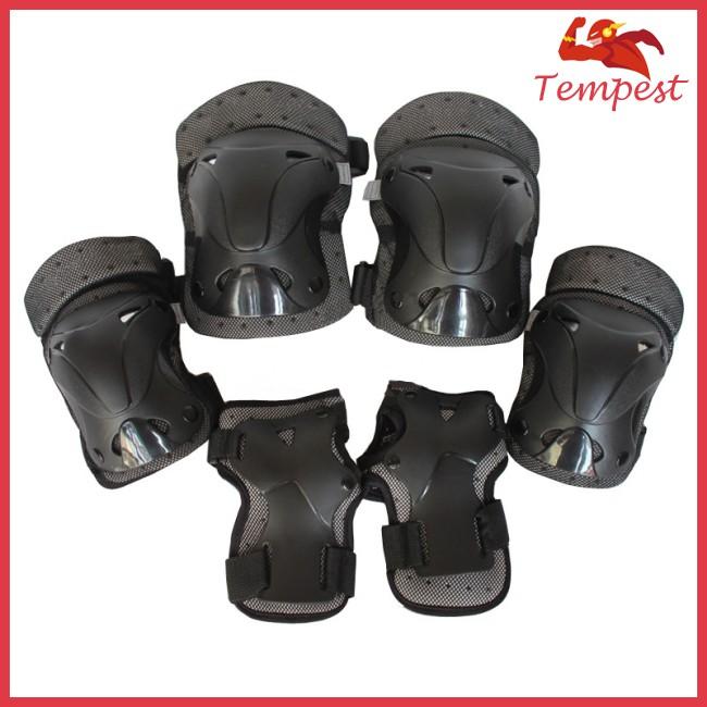 Set 6 đệm bảo vệ khủy tay + cổ tay + Đầu Gối + cổ tay an toàn cho người lớn - 23072946 , 2333397132 , 322_2333397132 , 516000 , Set-6-dem-bao-ve-khuy-tay-co-tay-Dau-Goi-co-tay-an-toan-cho-nguoi-lon-322_2333397132 , shopee.vn , Set 6 đệm bảo vệ khủy tay + cổ tay + Đầu Gối + cổ tay an toàn cho người lớn