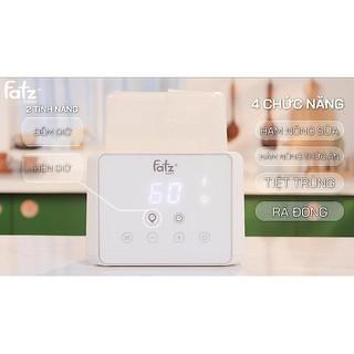 Máy hâm sữa và tiệt trùng bình sữa điện tử Duo 3 Fatzbaby FB3093VN thumbnail