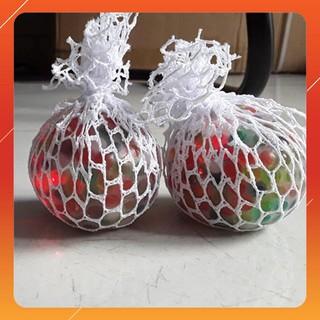 Đồ chơi quả trứng lưới phát sáng nhiều màu sắc là đồ chơi giải trí, xả stress, giải toả căng thẳng cực kỳ thú vị