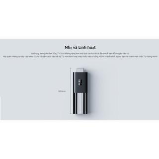 KLCF TYYD [Mã ELHAMS12 giảm 8% tối đa 300k] Xiaomi Mi TV Stick Android Tv box Quốc Tế tìm kiếm giọng nói Tiếng Việt 48 2