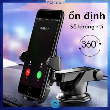 Giá đỡ điện thoại đa năng trên ô tô