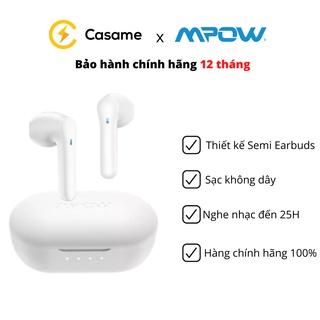Tai Nghe True Wireless MPOW MX3, Sạc Không Dây, Bluetooth 5.0,Kháng Nước IPX4, Nghe Nhạc Đến 25H thumbnail